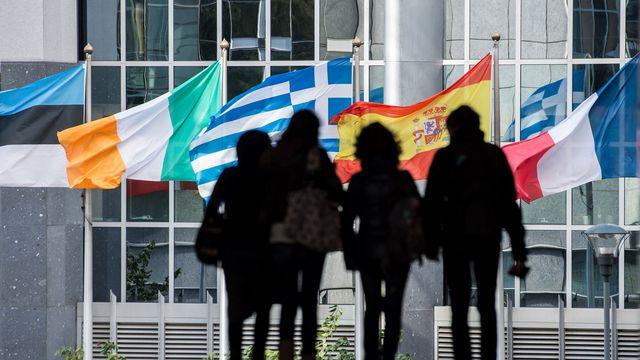 La Suisse gagne un peu de temps pour régler le conflit fiscal avec l'Union européenne. [Geert Vanden Wijngaert - Keystone]