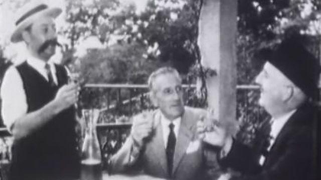 Quart d'heure [25 ans de Radio genève, 1948]