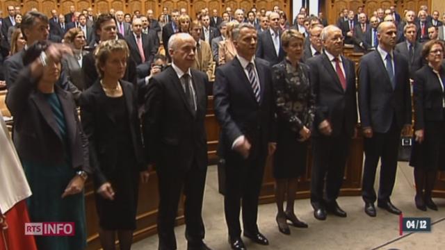 L'élection du Conseil fédéral par le Parlement réserve parfois de grandes surprises