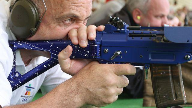 Le ministre de la Défense, Ueli Maurer. [Pascal Lauener - Reuters]