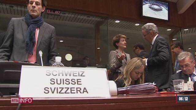 Non à l'EEE: la Suisse suit depuis 20 ans une autre voie, celle des accords bilatéraux avec l'Europe