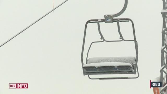 Avec les dernières chutes de neige, le risque d'avalanche est très grand dans les Alpes vaudoises et valaisannes