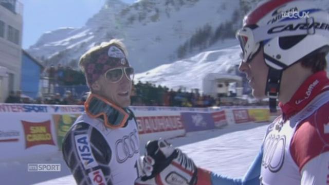 Ski alpin / Val d'Isère: l'équipe de Suisse peine a obtenir de bons résultats