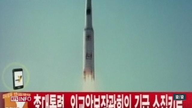La Corée du Nord a réussi à mettre un satellite en orbite