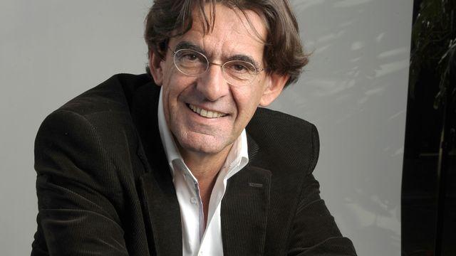 Luc Ferry. [Miguel Medina - AFP]