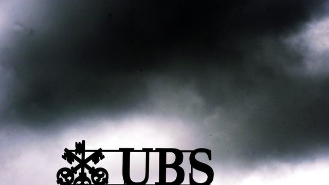 UBS [Walter Bieri - Keystone]