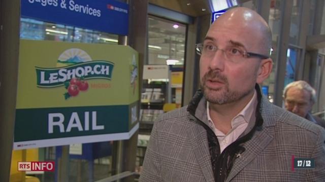 """""""LeShop.ch"""" propose de faire ses courses sur internet avec la collaboration des CFF"""