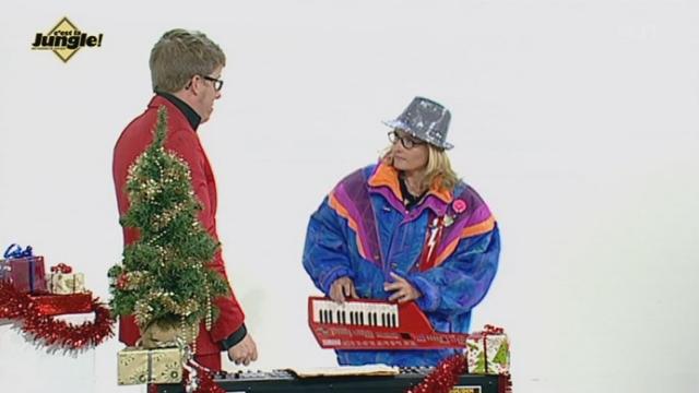 Dernier Noël avec Jungle Bells