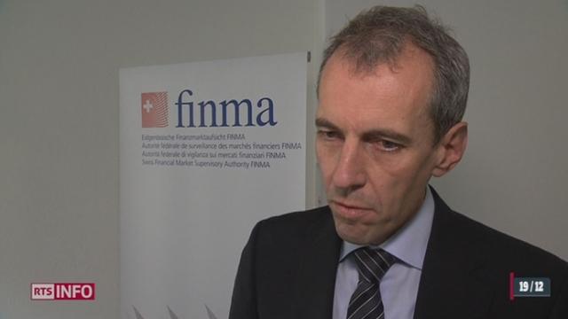 Affaire du Libor: la crédibilité de la Finma est remise en cause