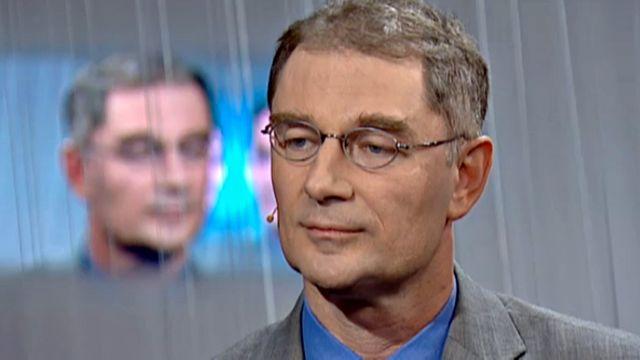 Roby Tschopp, directeur d'ACTARES.