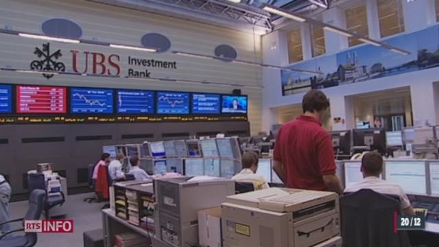 Scandale du Libor: UBS est visée par une nouvelle enquête à Hong Kong