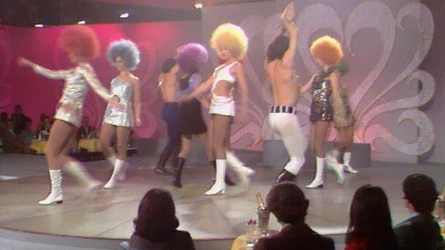 Samedi-Variétés en 1971. [TSR 1971]