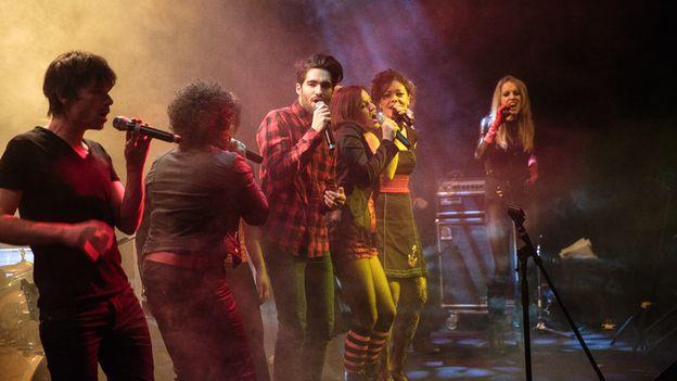 Les chanteurs ont du coeur