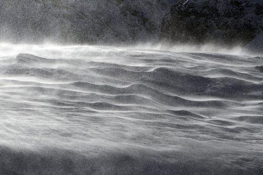 Une alerte de niveau 4 a été lancée pour le versant nord des Alpes. [Urs Flueeler - Keystone]
