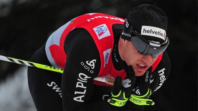 Dario Cologna vise un 4e succès dans le Tour de Ski. [Hendrik Schmidt   - Keystone]
