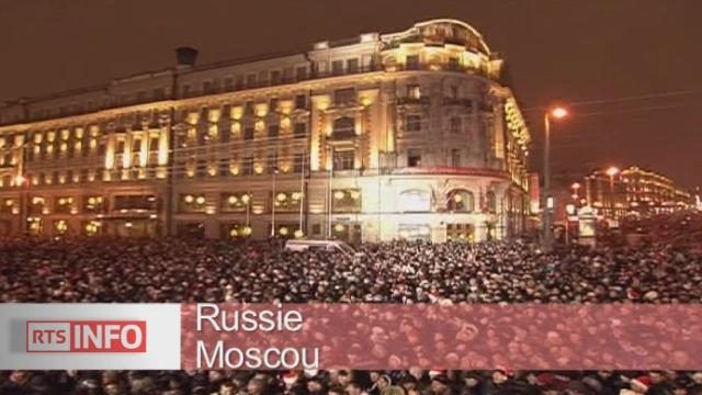 La Russie, L'Orient et l'Océanie fêtent 2013 (séquences choisies)