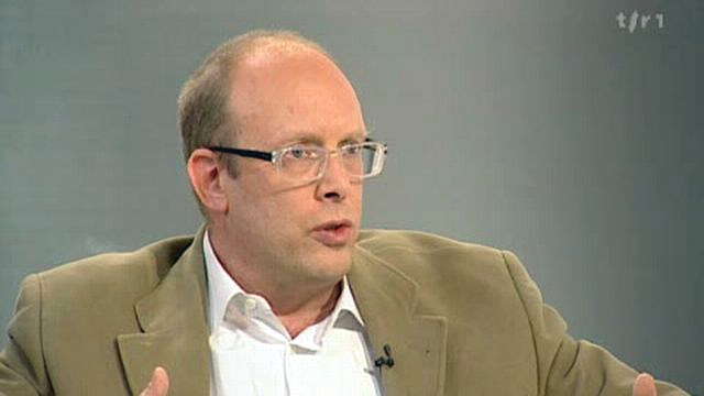 Philip Jaffé. [RTS]