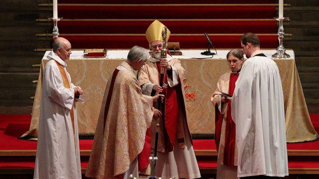 Eglise anglicane [Gareth Fuller - AP]