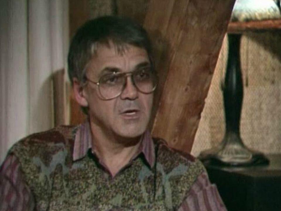 Claude Nobs en 1984. [RTS]