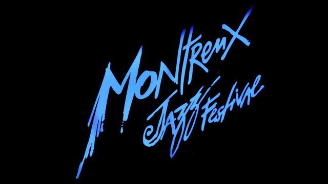 Logo du Montreux Jazz Festival. [Dominic Favre - Keystone]