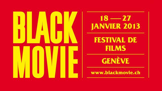 L'affiche du festival Black Movie 2013. [blackmovie.ch]