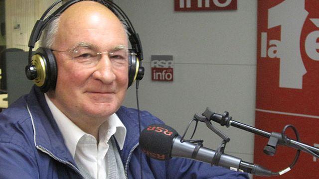 Claude Ducarroz, prévôt de la cathédrale de Fribourg [Mathieu Ballmer]