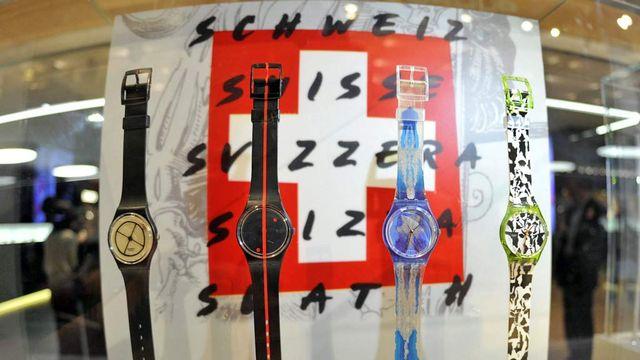 L'horlogerie est l'un des symboles de la qualité helvétique. [georgios kefalas]