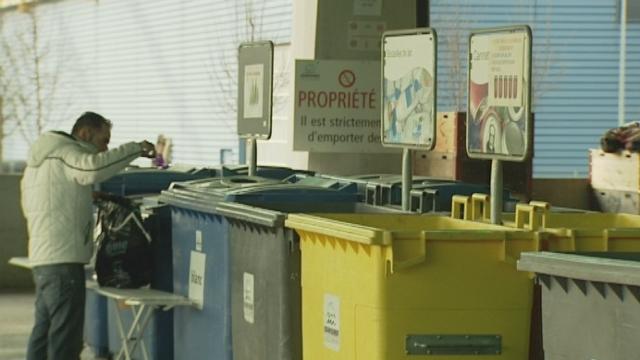 Chasse au sac poubelle illégale à Lausanne