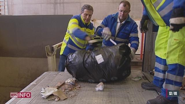La voirie traque désormais les fraudeurs à la taxe au sac poubelle à Lausanne