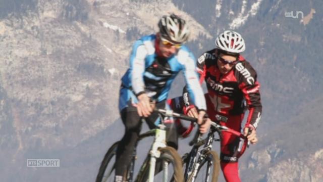 Le mag de la rédaction:focus sur le cyclocross, une discipline peu médiatisée dans notre pays mais terriblement ardue