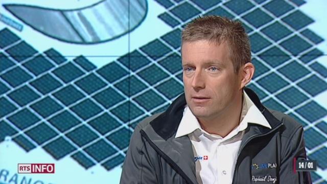 L'invité culturel: Raphaël Domjan, éco-aventurier de Planet Solar