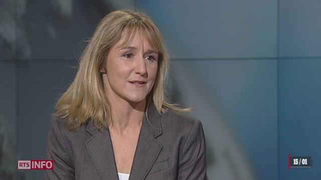 Blanchiment d'argent: le point avec Anne-Frédérique Widmann, cheffe rubrique enquêtes