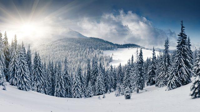 La réflexion par la neige peut presque doubler la force des rayons UV. [Leonid Tit - Fotolia]