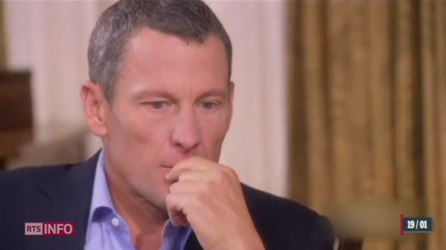 La 2ème partie des confessions de Lance Armstrong a été diffusée