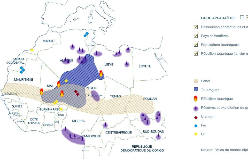 Les ressources du Sahel. [RTS]