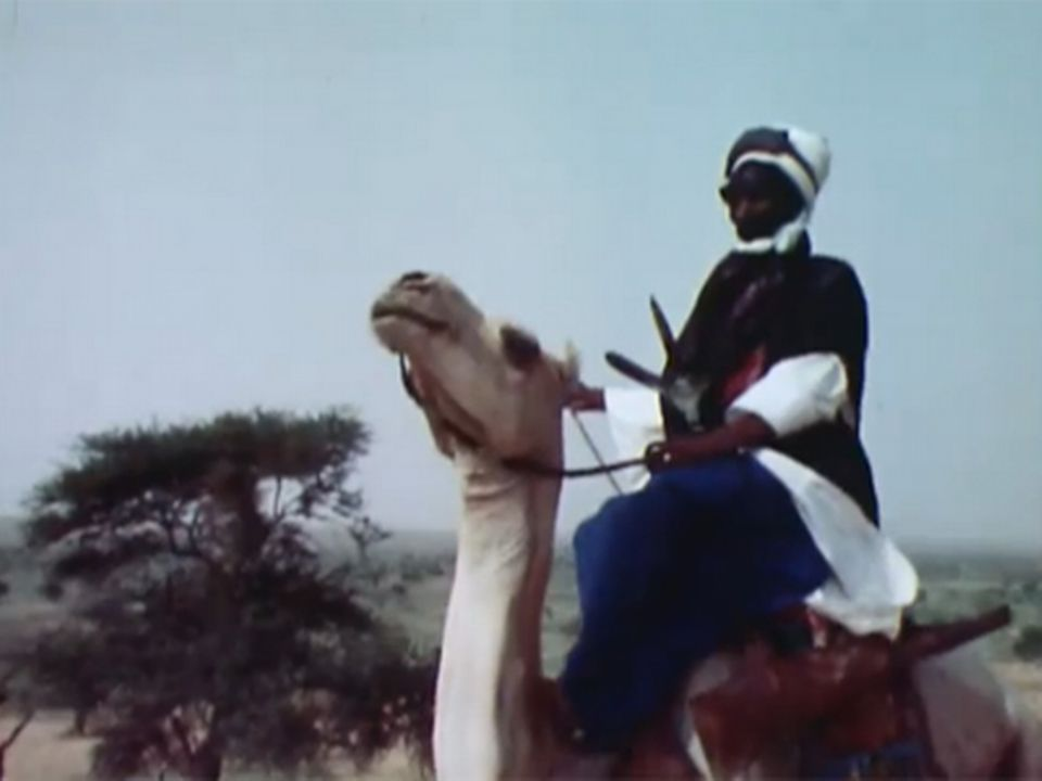 Les Touaregs - RTS Docs - 15 septembre 1972. [RTS]
