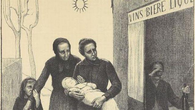 Ligue Suisse des Femmes Abstinentes [Affiches SONOR S.A. Genève, Domaine public]