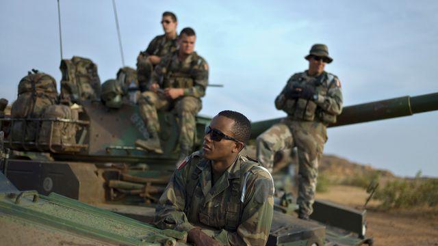 Le Niger, pays voisin du Mali, s'est joint aux soldats français pour lutter contre les islamistes. [Thibault Camus - Keystone]