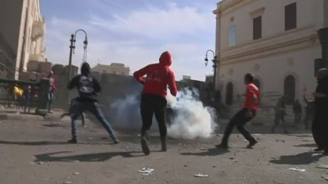 Les violences continuent en Egypte