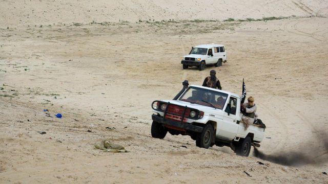 Le Mouvement islamique de l'Azawad affirme vouloir se démarquer des combattants d'Ansar Dine. [Keystone]
