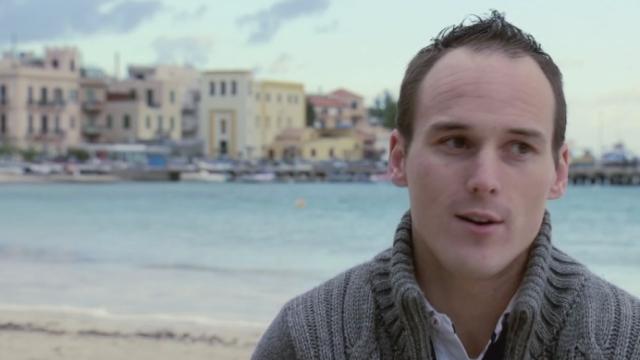 Interview de Steve Von Bergen, l'international suisse au service de Palerme (ITA)