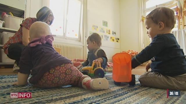 Le peuple suisse devra se prononcer le 3 mars sur l'arrêté fédéral concernant la politique familiale