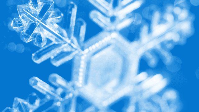 Cristal de neige [© EcoPim - Fotolia]
