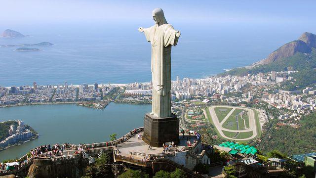 Le Christ rédempteur du Corcovado, à Rio de Janeiro. [sfmthd - Fotolia]