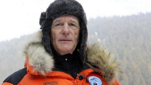 Dr Jean-Louis Etienne /Médecin - explorateur [Philippe Desmazes  - AFP]
