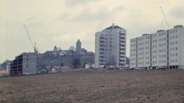 Dossier Aménagement du territoire  [TSR 1973]