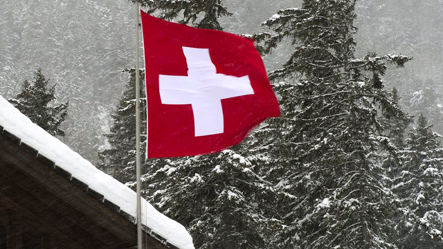 Suisse [Jean-Christophe Bott - Keystone]