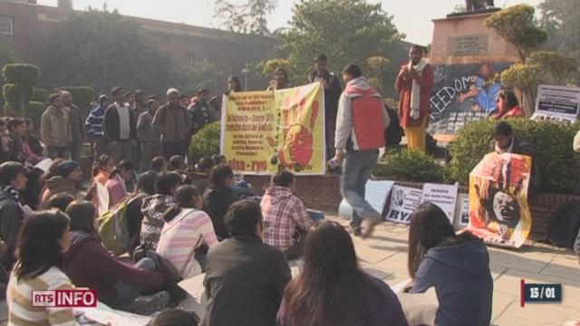 Inde: la mobilisation contre les viols est un phénomène de société nouveau.