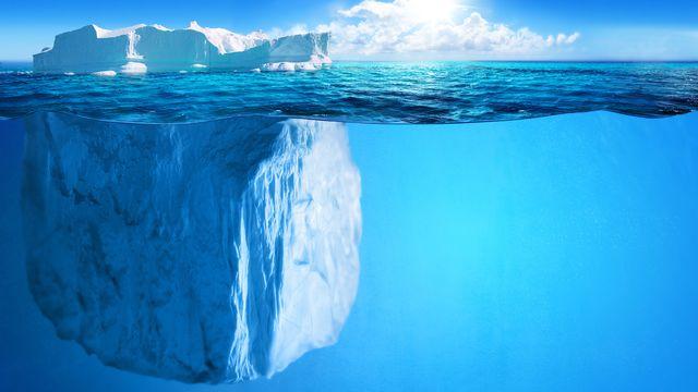 Iceberg [© Andrei Tsalko - Fotolia]