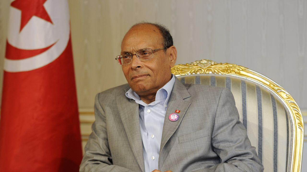 Moncef Marzouki [FETHI BELAID ]